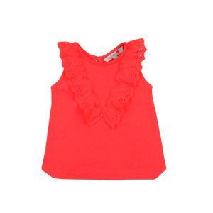 Boboli Μπλούζα Knit t-Shirt for baby girl 227089
