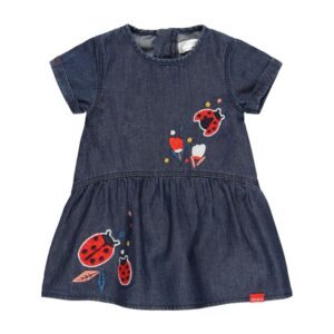 Boboli Φόρεμα τζιν 232052-Blue