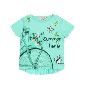 Boboli Μπλούζα Knit t-Shirt for baby girl 247025