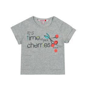 Boboli Μπλούζα Combined t-Shirt for baby girl 247115
