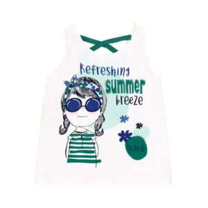 Boboli Μπλούζα για κορίτσι 249050-1100
