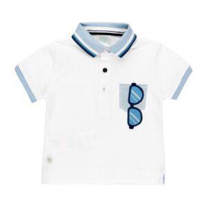 Boboli Πόλο Μπλούζα 312051-1100