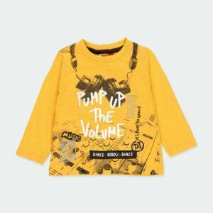 Boboli Μπλούζα Κίτρινη 341020-1142
