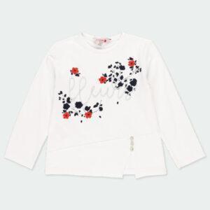 Boboli Λευκή Μπλούζα 451088-1100