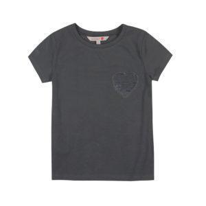Boboli Μπλούζα Stretch knit t-Shirt for girl 497099-8076