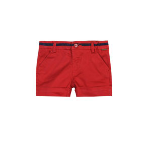 Boboli Βερμούδα Satin bermuda shorts stretch for baby boy 717083