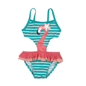 Boboli Μαγιό Swimsuit striped for baby girl 807038