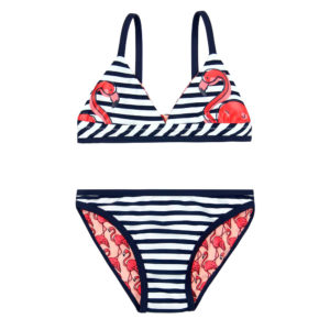Μαγιό Swimsuit striped for girl 827029